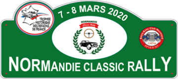 Normandie Classic Rally 2020